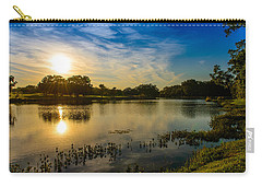 Berry Creek Pond Carry-all Pouch