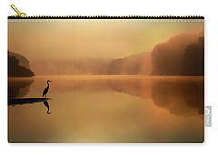 Beside Still Waters Carry-all Pouch by Rob Blair
