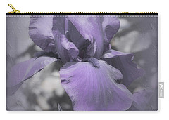 Carry-all Pouch featuring the photograph Bess by Elaine Teague