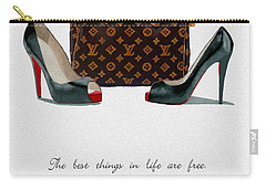 Best Things In Life 2nd Edition Carry-all Pouch