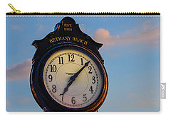Bethany Beach Clock Carry-all Pouch