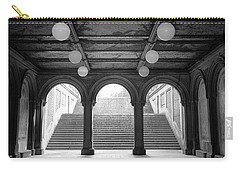Bethesda Passage Central Park Carry-all Pouch