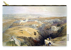 Bethlehem  Carry-all Pouch