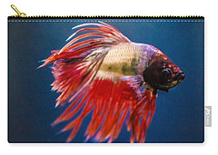 Betta Fish 2 Carry-all Pouch