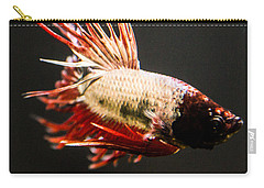 Betta Fish 3 Carry-all Pouch