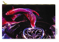 Betta With Love Carry-all Pouch