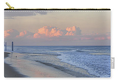 Better Days Ahead Seaside Heights Nj Carry-all Pouch by Terry DeLuco