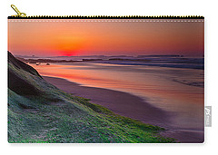 Between Day And Night Carry-all Pouch by Edgar Laureano