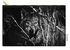 Beware The Woods Carry-all Pouch