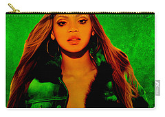 Beyonce II Carry-all Pouch by Brian Reaves