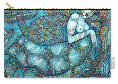 Beyond The Oceans... Carry-all Pouch