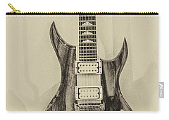 Bich Electric Guitar Monocolored Carry-all Pouch