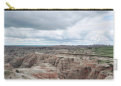Big Badlands Overlook Carry-all Pouch