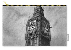 Big Ben London Carry-all Pouch
