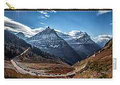 Big Bend Carry-all Pouch by Aaron Aldrich