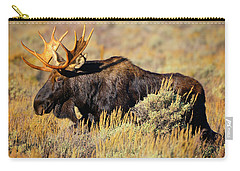 Carry-all Pouch featuring the photograph Big Boy by Greg Norrell