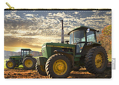Big Boys' Toys Carry-all Pouch by Debra and Dave Vanderlaan