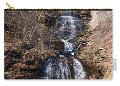 Big Bradley Falls 2 Carry-all Pouch by Chris Flees