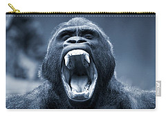 Big Gorilla Yawn Carry-all Pouch