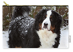 Snow Happy Carry-all Pouch
