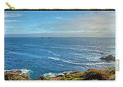 Big Sur Coast Pano 2 Carry-all Pouch