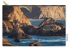 Big Sur Coastal Serenity Carry-all Pouch