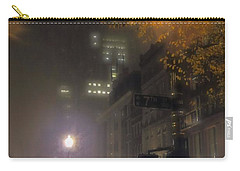 Carry-all Pouch featuring the photograph Bigga Mist by Robert McCubbin
