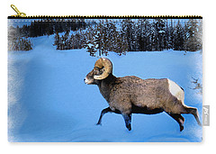 Bighorn Ram Carry-all Pouch