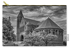 Billings Library At Uvm Burlington  Carry-all Pouch