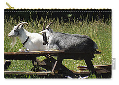 Billy Goats Picnic Carry-all Pouch