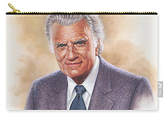 Billy Graham Evangelist Carry-all Pouch