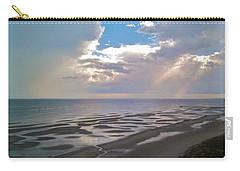 Biloxi Sandbar  Carry-all Pouch