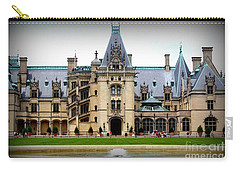 Carry-all Pouch featuring the photograph Biltmore Estate by Patti Whitten