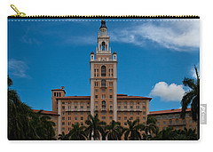 Biltmore Hotel Coral Gables Carry-all Pouch