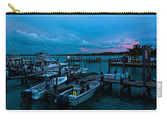 Bimini Big Game Club Docks After Sundown Carry-all Pouch