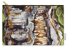 Birch Peel Carry-all Pouch