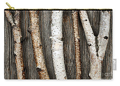 Birch Trunks Carry-all Pouch