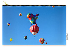 Bird Balloon Carry-all Pouch