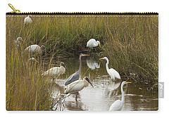 Bird Brunch Carry-all Pouch