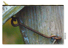 Bird Feeder Locked Memory Carry-all Pouch