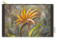 Bird Of Paradise 63 Carry-all Pouch