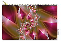 Bird Of Paradise Carry-all Pouch by Lena Auxier