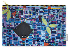 Bird Tricks Carry-all Pouch