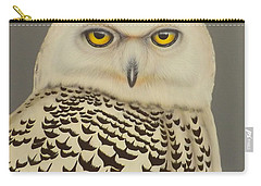 Birds Of A Feather Carry-all Pouch by Darren Robinson