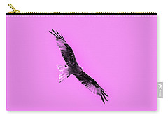 Birds Of Prey Carry-all Pouch by Tommytechno Sweden