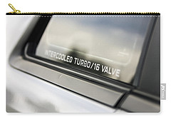 Birthday Car - Intercooled Turbo 16 Valve Carry-all Pouch