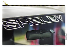 Birthday Car - Shelby Windshield Carry-all Pouch