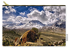 Bishop California Carry-all Pouch by Cat Connor