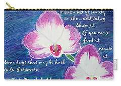 Bit Of Beauty For Lisa Carry-all Pouch