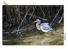 Bittern At Dusk  Carry-all Pouch